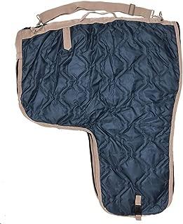 AJ Tack Wholesale Western Horse Saddle Carrier Cover Storage Travel Bag Padded