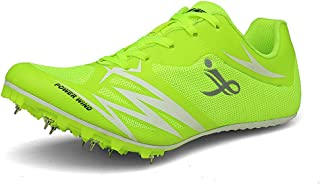 Women Men Track And Field Footwar Green Black Outdoor Sport Spikes Sneakers Couples Athletic Footwear Teenagers Race Run Shoes Back To Search Resultssports & Entertainment