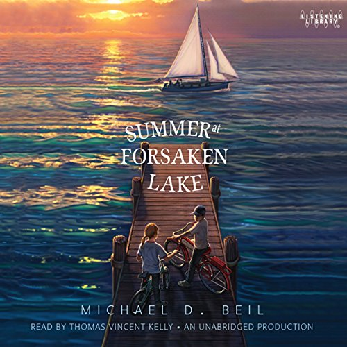 Summer at Forsaken Lake cover art