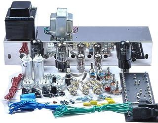5E3 Deluxe Guitar Tube Amp 6V6 Push Pull Kit Chassis DIY