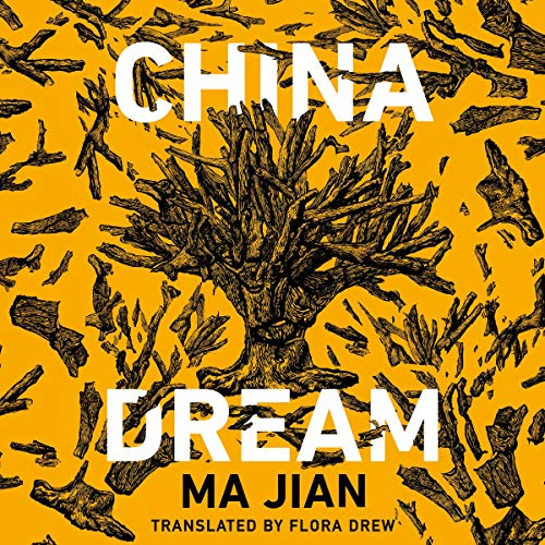 China Dream audiobook cover art