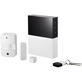 abode Connected Home Security & Automation Starter Kit, Compatible with Alexa