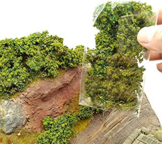 Sponsored Ad - DIY Miniature Shrubs Bushes Foliage Terrain Model Kit Sand Table Simulation Landscape Wargaming Terrain Dec...