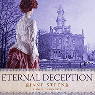 Eternal Deception audiobook cover art