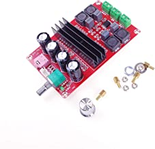 Amplificador de Audio Digital ANGEEK 2X100W, Tabla TPA3116D2, Amplificador de Doble Canal DC12V-24V para Arduino