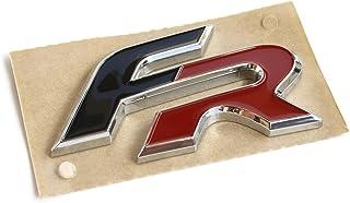 Original Seat fr Texto trasera portón Formula Racing Tuning Emblema