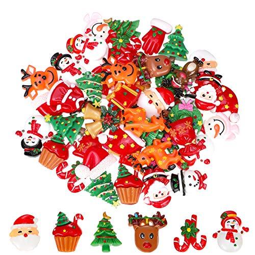 Christmas Resin Craft Embellishments