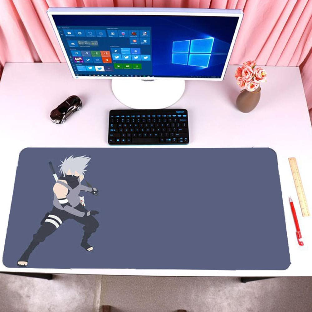 Anime Mouse Trust Max 88% OFF pad Naruto Large and Game Waterpr Non-Slip
