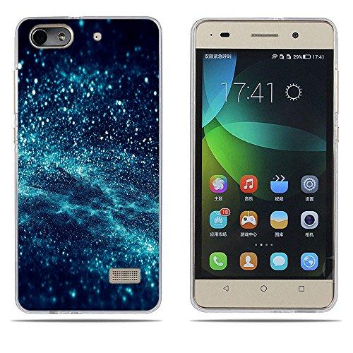 DIKAS Handyhülle für Huawei Honor 4C, Hülle für Huawei G Play Mini, TPU Softcase Silikon Tasche Anti-Scratch Telefon-Kasten Handyhülle Handycover für Huawei Honor 4C / für Huawei G Play Mini- Pic: 04
