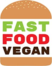 fast food vegan
