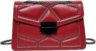 Fanspack Shoulder Bag Purse Satchel Bag Vintage Elegant Crossbody Purse Messenger Pouch