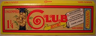 CLUB Modiano BISTRO VINTAGE 1 1/4 Cigarette Rolling Papers Gumless Version Last Ones Produced 1 PACK