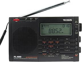 Mejor Shortwave Radio Receiver de 2021 - Mejor valorados y revisados