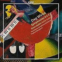 Dag Wirテゥn: Symphonies 4 & 5 / Oscarsbalen Ballet Suite (2000-10-06)
