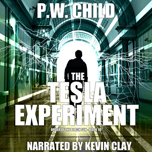 The Tesla Experiment audiobook cover art