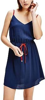 Tommy Jeans womens TJW ESSENTIAL STRAP DRESS Dress