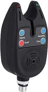 Alarma de Pesca LED Alarmas de mordida de Pesca Luz de Sonido Caña de Pescar Alarma electrónica Volumen Ajustable Alerta d...