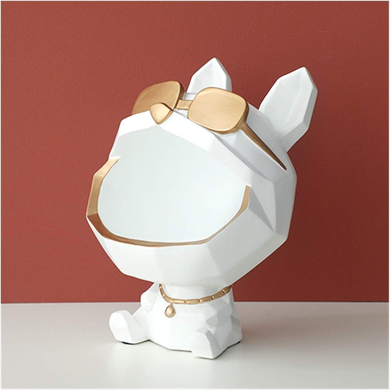 Popular brand ZHONGTAI Decorative Statue Cool Dog Mouth El Paso Mall Figurine Big Stora