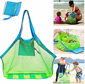 SupMLC Extra Large Mesh Beach Bag