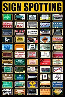 Best sign spotting poster Reviews