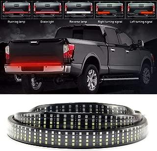 putco pure led tailgate light bar