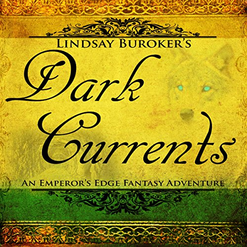 Dark Currents audiobook cover art