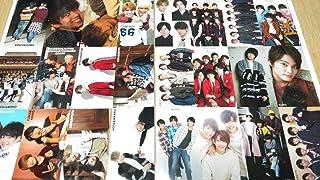 Myojo 厚紙カード 2枚セット② HeySayJUMP/ジャニーズWEST/king&Prince/Sexy Zone/HiHi Jets/美 少年/山下智久/NEWS/他