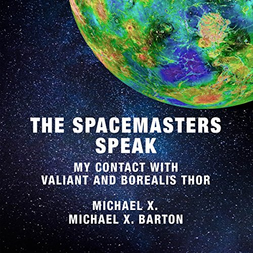 The Spacemasters Speak cover art