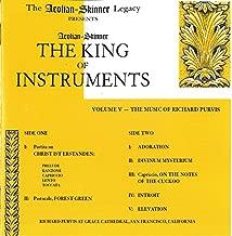 Aeolian-Skinner: The King of Instruments, Volume V - The Music of Richard Purvis