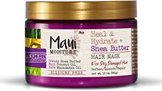 Maui Moisture Shea Butter Hair Mask 6 Pack, 2040 g