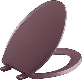 Best kohler elongated toilet seat raspberry puree Reviews