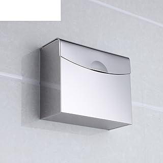 ステンレススチールトイレバスルームトイレティッシュボックス/ペーパーボックス/ティッシュボックス/ペーパータオルホルダー/浴室ティッシュボックス
