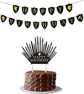 Best game of thrones happy birthday Reviews