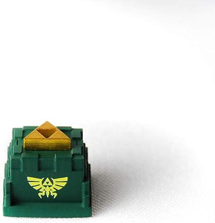 The Legend of Zelda Teclados mecánicos (interruptores de cereza) (Triforce)