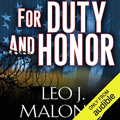 For Duty and Honor audiobook cover art