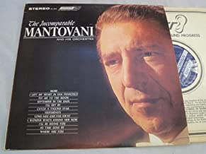 The Incomparable Mantovani and his Orchestra