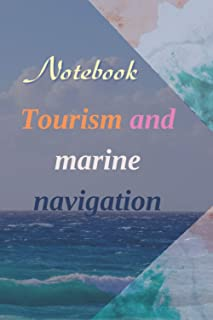 Notebook: Tourism and marine navigation