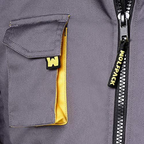 Wolfpack - Chaqueta de trabajo , 56/58 XL