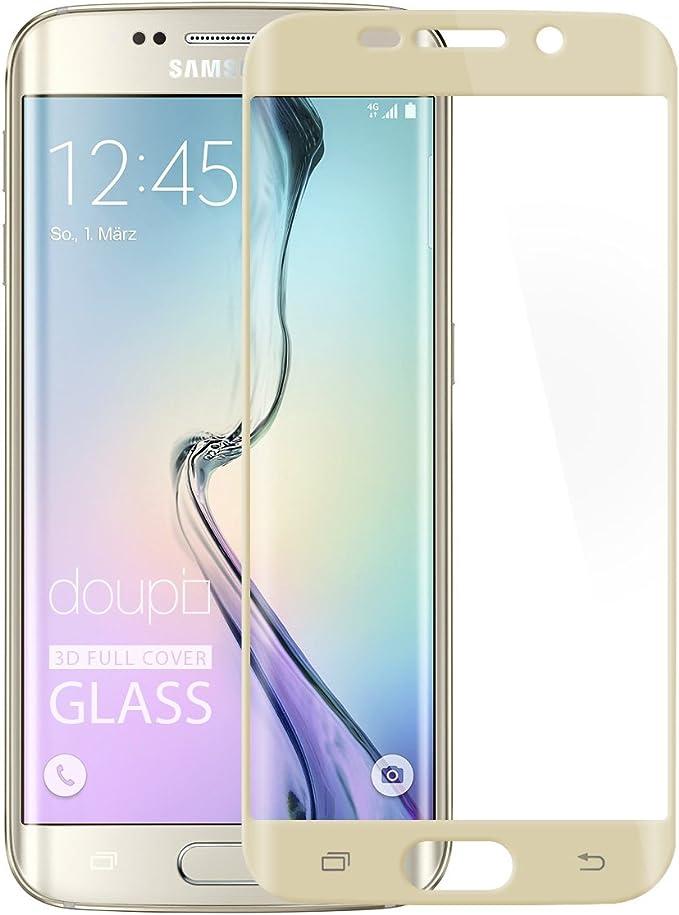 Doupi Fullcover Panzerfolie Für Samsung Galaxy S6 Edge Computer Zubehör