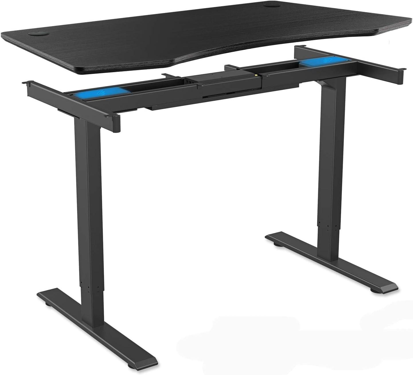 Office Standing Desk Adjustable 140 Computer 55.1