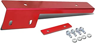 DNA Motoring LPR-RD Front Bumper License Plate Relocation Kit