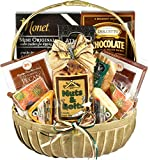 Gift Basket Village - Handyman Snacks Gift Basket for Men with Sweets, Savories and Snacks, 6 Pounds