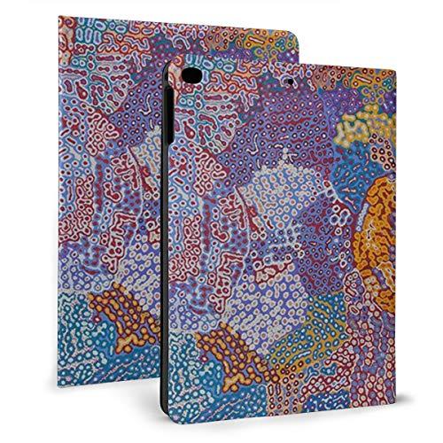 Azul rojo espora iPad aire 9.7 pulgadas ultra delgado caso IPad mini 7.9 pulgadas Smart Stand cubierta iPad mini4/5 7.9