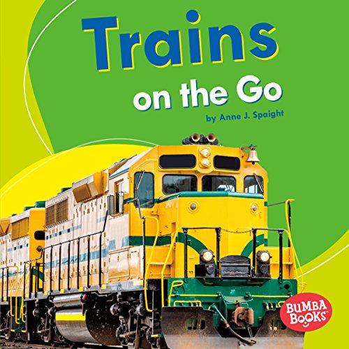 Trains on the Go copertina