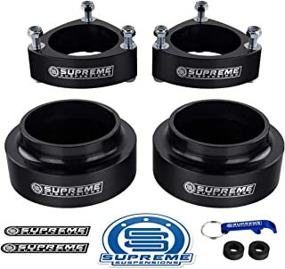 """Supreme Suspensions - Full 2.5"""" Front + 2.5"""" Rear Lift Kit for 1996-2004 Nissan Pathfinder and 1997-2003 Infiniti QX4"""