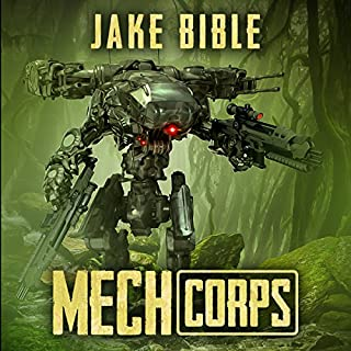Mech Corps audiobook cover art