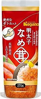 ナガノトマト 明太なめ茸ボトル入り 270g