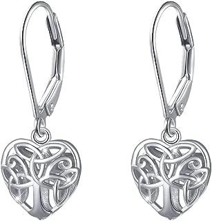 S925 Sterling Silver Dangle Drop Earrings for Women