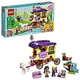 LEGO 6213314 Disney Princess Rapunzel's Traveling Caravan 41157 Building Kit (323 Piece) (Discontinued by Manufacturer)