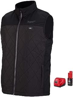 Milwaukee M12 Mens Heated AXIS Vest Kit